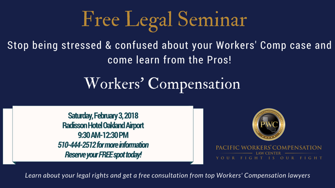Free Workers' Compensation Seminar
