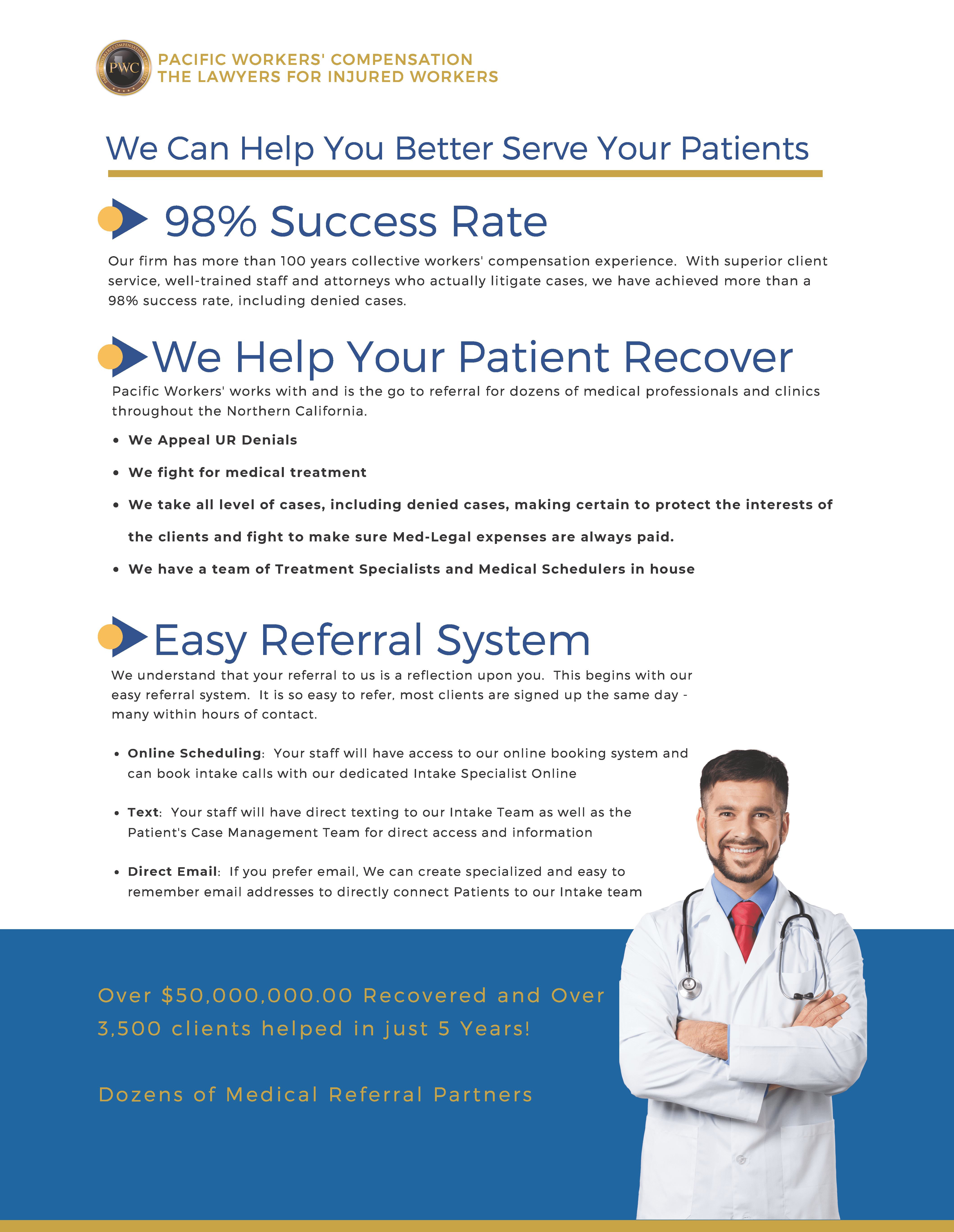 Doctor Referral Advertising
